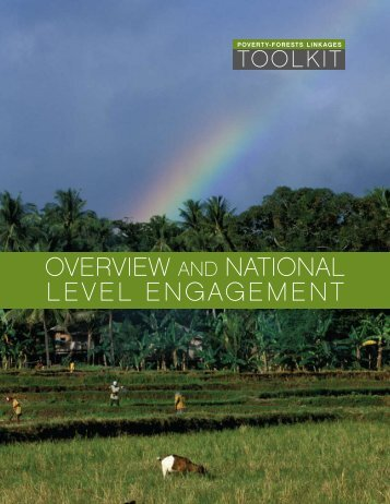 Poverty-Forests Linkages Toolkit - IUCN