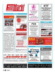 Rotte - Feuerwehr-Magazin