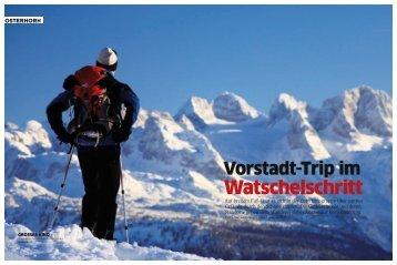 Vorstadt-Trip im Watschelschritt - Agentur Bergwerk