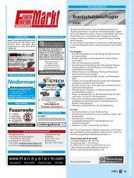 Reflex- und Dachschilder direkt vom Hersteller - Feuerwehr-Magazin