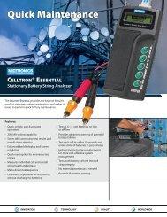 Celltron Essential - Armspower.com