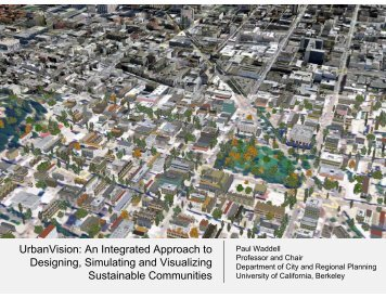 UrbanVision Presentation - Sonoran Institute