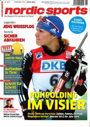 Nordic Sports - Seraina Boner