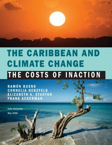 THE CARIBBEAN AND CLIMATE CHANGE - Tufts University