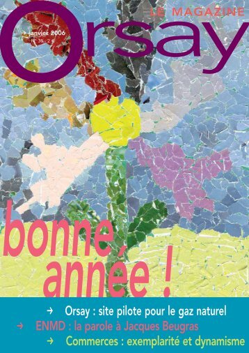 n°38 - Janvier 2006 - Orsay