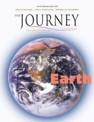 September-October 2009 - The Journey Magazine