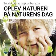 OPLEV NATUREN PÃ¥ NATURENS DAG - Danmarks ...