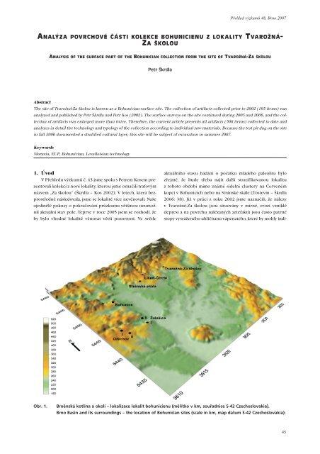 Metoda datování fosilií a artefaktů