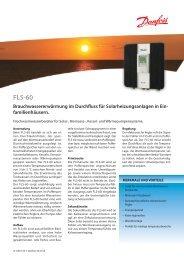 FLS-60 - Danfoss