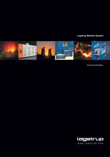Produktblatt Omega Schaltanlagen - Christof Group
