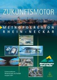 Zukunftsmotor Metropolregion Rhein-Neckar - Institut-wv.de