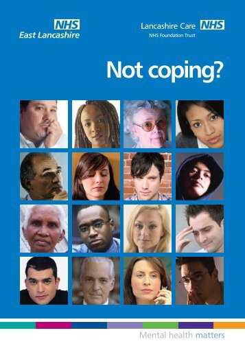 Not coping? - IAPT