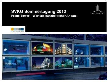 Prime Tower - SVKG