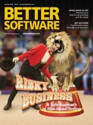 Master of Your Domain - DevelopSense