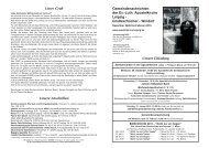 Gemeindeblatt von Dezember 2009 - Februar 2010 - Apostelkirche ...