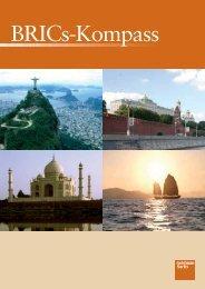 BRICs-Kompass - Hansika Hanseatische Investitions