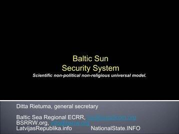 Sun System versus Pyramidal - bsrrw.org