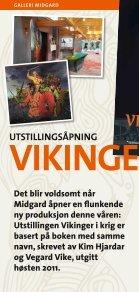 VikinGer i kriG - Midgard historiske senter - Page 6
