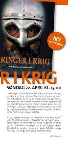 VikinGer i kriG - Midgard historiske senter - Page 7