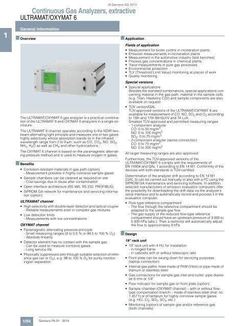 siemens ultramat 5e manual ebook
