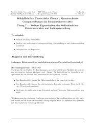 Versuch 7 - Friedrich-Schiller-Universität Jena