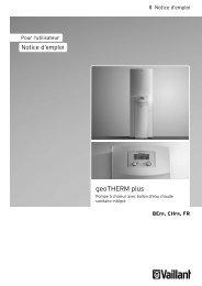 notice-demploi-geotherm-plus (2.10 MB) - Vaillant