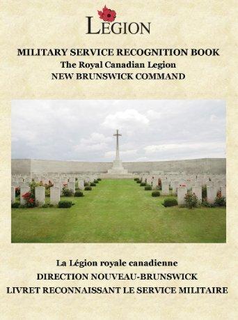 La Légion royale canadienne - Direction Nouveau-Brunswick 2012 ...