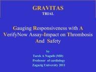 GRAVITAS - RM Solutions