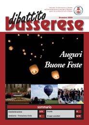 Dicembre 2009 - Comune di Bussero