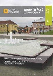 Vydání - 6 / 2010 - Město Kroměříž