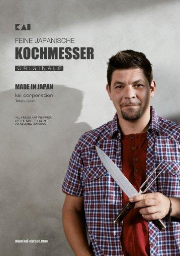 KOCHMESSER - Kai