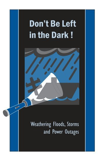 Preparing for Floods, Power Outages, and ... - Dutchess County