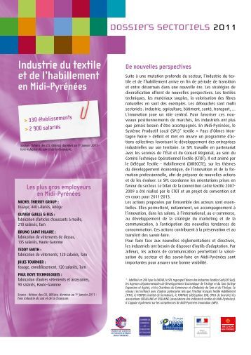 Le march allemand du textile habillement asmex - Chambre du commerce et de l industrie nancy ...