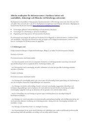 Studieplan för doktorsexamen i antikens kultur och samhällsliv