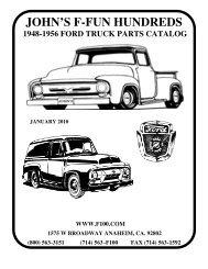 1949 F2 3//4 Ton Ford Truck Drum Brake Line Set 2wd 5pc OE Steel