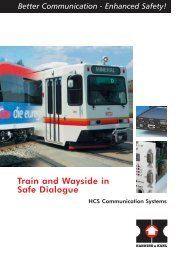 HCS Communication Systems - Hanning & Kahl