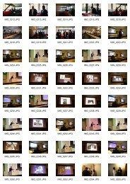 Zarins Festschrift Photos by Masuda - The Zarins Lab