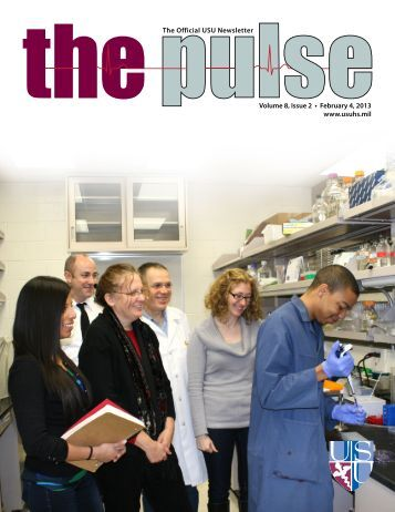 Vol. 8, Issue 2 Feb 4, 2013 - Uniformed Services University of the ...