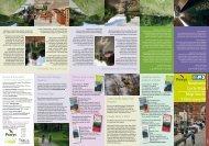 Newtown Cycle Map Map Seiclo Y Drenewydd - Sustrans