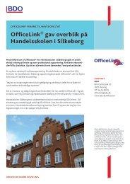 Silkeborg Handelsskole - BDO