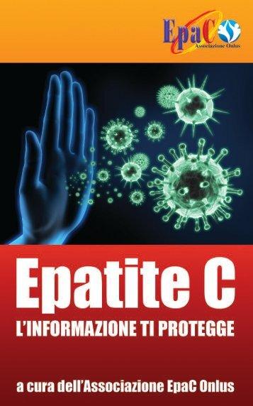 EPATITE C: l'informazione ti protegge - Sosfegato.it