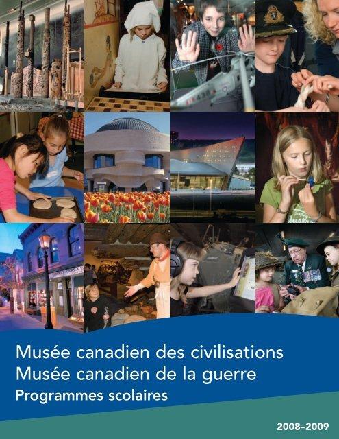 Musée canadien des civilisations Musée canadien de la guerre