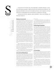 description and history - Horace Mann School