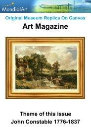 Art Magazine: John Constable