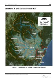 appendix b: data and information maps - Bega Valley Shire Council
