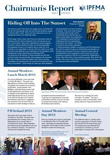 View PDF Version - IPFMA
