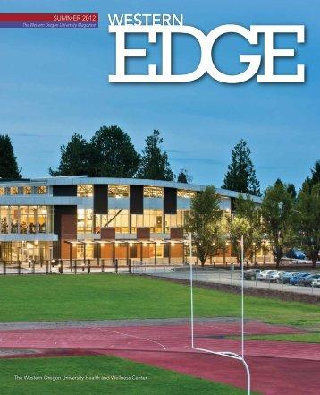 In remembrance - Western Oregon University