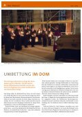 Bauherren und Bischöfen - Fundraisingbüro Bistum Hildesheim - Seite 4