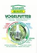 Donath Quality Vogelfutter Kurzpräsentation - Seite 6