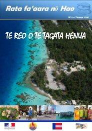 TE - Haut-Commissariat de la république en Polynésie française
